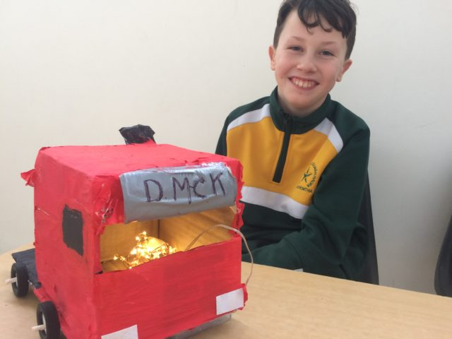6th Class Construction Project - St. Colman's BNS - Macroom